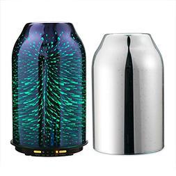 TaoTronics TT-AD008 Diffuser, Essential Oil Diffuser with El