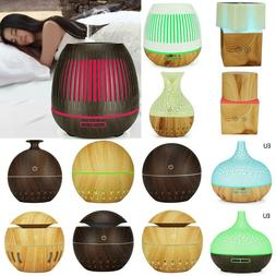 Air Aromatherapy Humidifier Mist Essential Oil Purifier Arom