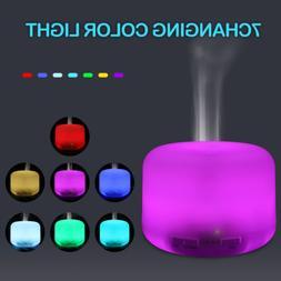 Air Humidifier Essential Oil Diffuser Remote Control Aroma m