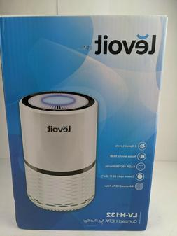 Levoit Air Purifier Filtration with True HEPA Filter Compact