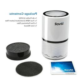Air Purifier Home Work Odor Remover Allergies Eliminator Smo