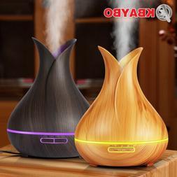 Air Ultrasonic Essential Aroma Mist Oil Diffuser Humidifier