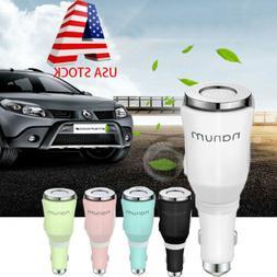 Aroma Diffuser Purifier Aroma Mist Car Air Humidifier Dual P