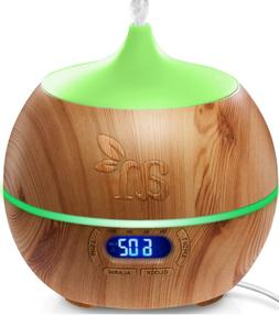 ArtNaturals Essential Oil Diffuser and Humidifier - 400ml wi