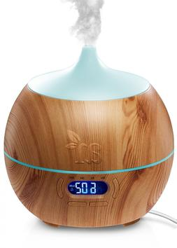ArtNaturals Essential Oil Diffuser and Humidifier with Bluet