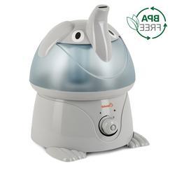 Baby Elephant Humidifier 1 Gal Tank Ultrasonic Cool Mist Ant
