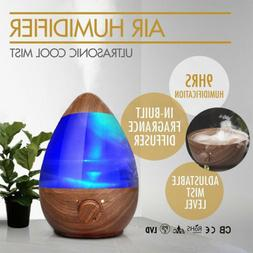 Baby Room Aroma Diffuser Drop Aromatherapy Ultrasonic Cool M