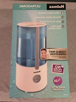 Brand NEW Holmes Ultrasonic Cool Mist Filter Free Humidifier