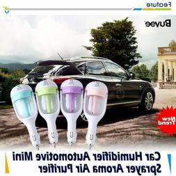 car aromatherapy essential oil diffuser ultrasonic air