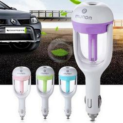 Car Humidifier Aromatherapy Ultrasonic Essential Oil Diffuse