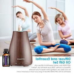 URPOWER Classical Essential Oil Diffuser with URbeauty 6 Bot