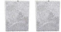 2 PK COMPATIBLE HONEYWELL HE250A HUMIDIFIER WATER PAD FILTER