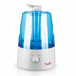 Homech Cool Mist Humidifier, Quiet Ultrasonic Humidifier for