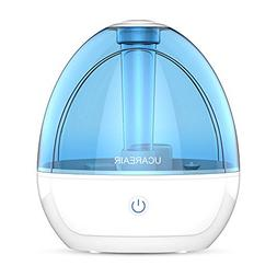 Cool Mist Humidifier – Room Humidifier for Bedroom Baby, S