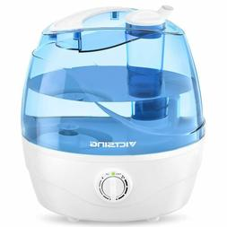 VicTsing Cool Mist Humidifier Ultrasonic Humidifiers for Bed