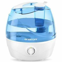 VicTsing Cool Mist Humidifier, Ultrasonic Humidifiers for Be