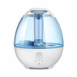 Anypro Cool Mist Humidifiers, 2 Liter Ultrasonic Humidifier