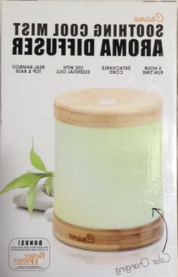 Crane Soothing Cool Mist Aroma Diffuser Essential Oil Humidi