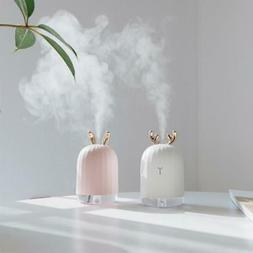 Cute Deer Ultrasonic Air Humidifier and Essential Oil Diffus