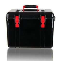 Patu Dehumidifier Dry Storage Box With Hygrometer - 23L Case