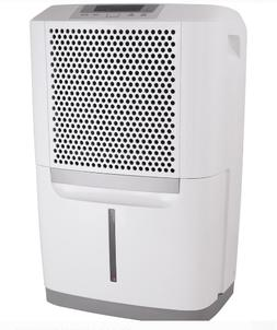 Frigidaire Dehumidifier Energy Star 50-Pint Humidity Control