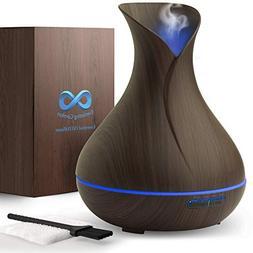 Diffuser for Essential Oils  - Super High Aroma Output, FREE