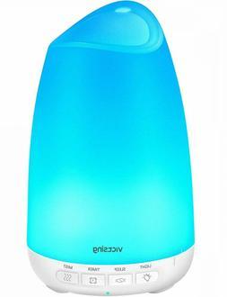 Difusor De Aceite Esencial De 150 Ml, 3ª Version Aromaterap