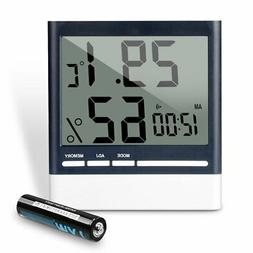 Digital Kitchen & Dining Features Indoor Hygrometer Thermome