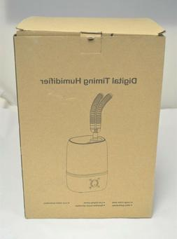 Digital Timing 4L Humidifier for Reptile, Fog Machine with D