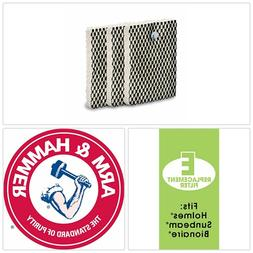E Humidifier Filter 3 Pack Air Conditioner Quality HVAC Part