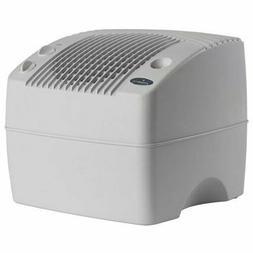Aircare E35 000 2-Speed Tabletop Evaporative Humidifier, Whi