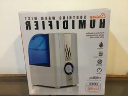 CRANE EE-5201W Slate Warm Mist Humidifier Clean Control, 1 G
