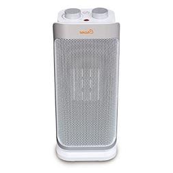 Crane USA EE-7589 Oscillating Mini Tower Heater, 16 Inch