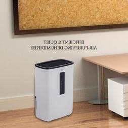 Electronic Home Dehumidifier with UV Light for Home, Basemen