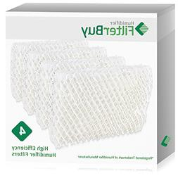 FilterBuy Replacement Filters Compatible Emerson HDC-2R & HD