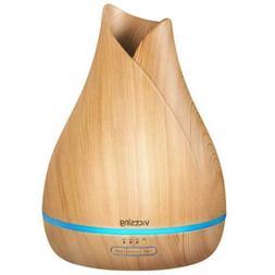 VicTsing 500ml Essential Oil Diffuser, Reduce Noise Design -