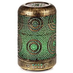Arvidsson Essential Oil Diffuser, Aromatherapy Metal Diffuse