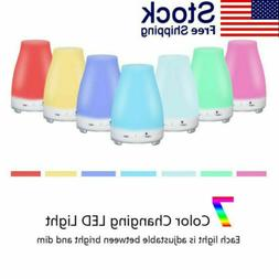essential oil diffuser aromatherapy cool mist ultrasonic