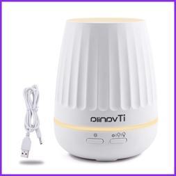 Essential Oil Diffuser Itvanila Aromatherapy Humidifier Ultr