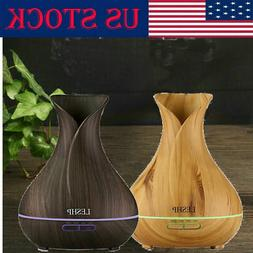 Essential Oil Diffuser home Humidifier Air Aromatherapy Ultr