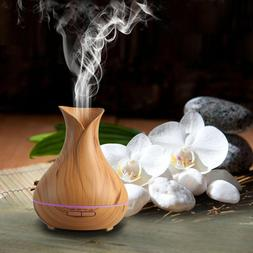 Essential Oil Diffuser Humidifier, 400ml Large Capacity Mode