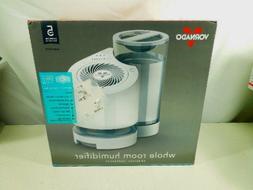 ev100 evaporative whole room humidifier white hu1