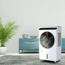Evaporative Portable Air Cooler Fans & Humidifier Home Indoo