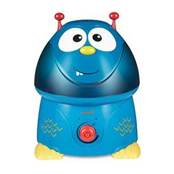Crane USA Filter-Free Cool Mist Humidifiers for Kids, Blue M