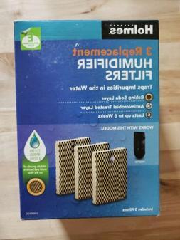 GENUINE Holmes HWF100 Humidifier Filters E - Box of 3 - BRAN