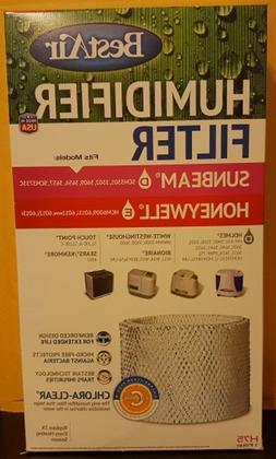 Best Air H75 Humidifier Filter - Holmes HWF-75 Sunbeam SF221