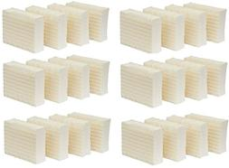 MoistAir HDC-12 Humidifier Filter 4 Pack for Emerson, Essick