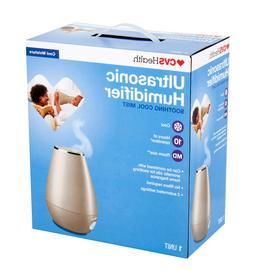 CVS Health Ultrasonic Humidifier Soothing Cool Mist LED
