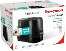 Honeywell HEV-320B Cool Moisture Humidifier - Black