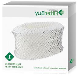 FilterBuy Replacement Humidifier Filter Compatible with Holm